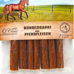 getreidefreier Hundesnack vom Pferd